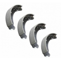 Beetle Brake shoes rear